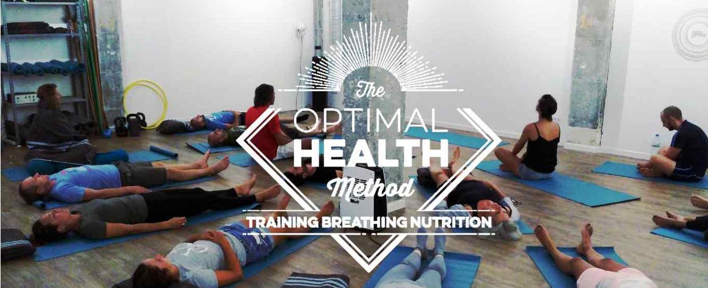 wim hof method breathing mallorca spain