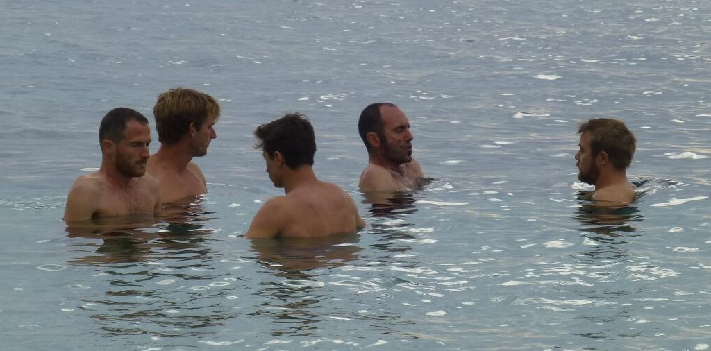 wim hof method workshops mallorca spain