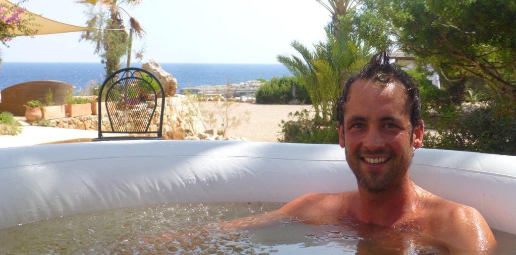 Metodo Wim Hof en Mallorca por Luke WIlls-brafi
