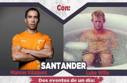 Metodo Wim Hof y Fitness Revolucionario en Santander Dos eventos de un dia 14 y 15 Sep