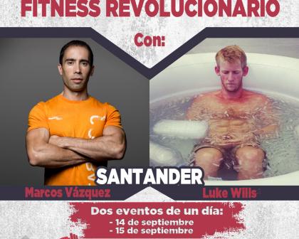 Metodo Wim Hof y Fitness Revolucionario en Santander