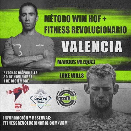 wim hof + fitness revolucionario